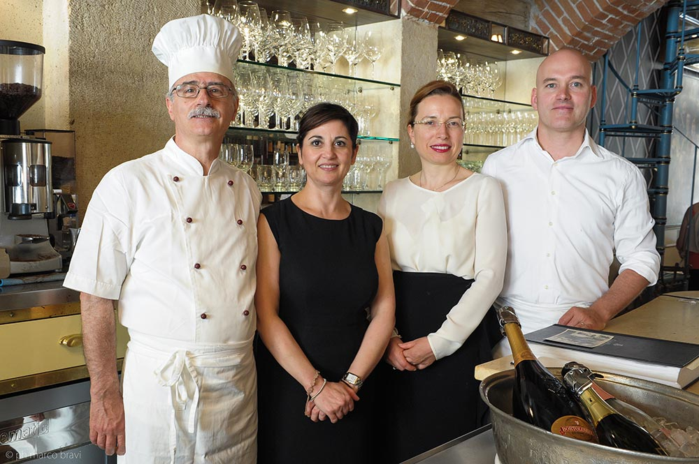 la squadra del café Carducci