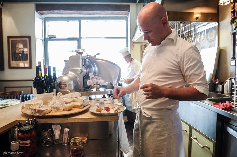 Pierstefano Bianconi del Café Carducci